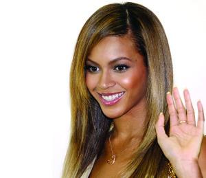 Beyonce w- Ring