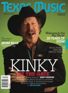 Kinky on Texas Music