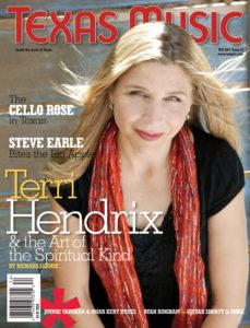 Terri Hendrix Cover