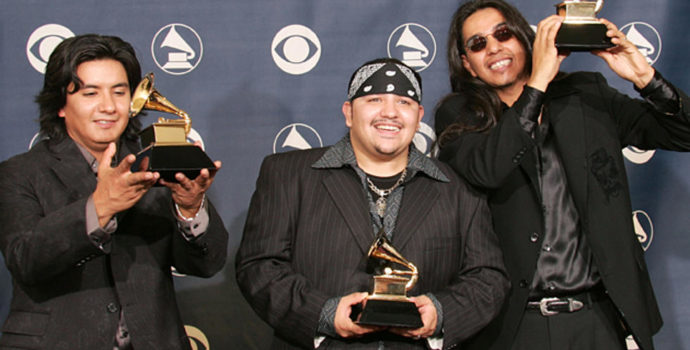 Los Lonely Boys Grammy