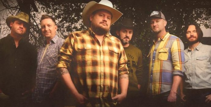 Randy Rogers and band